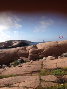 Lysekil, west coast, Sweden