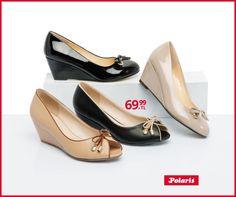 Klasik şıklık. #fashionable #newseason #yenisezon #ilkbaharyaz #springsummer #style #stylish #polaris #polarisayakkabi #shoe #shoelover #ayakkabı #shop #shopping #women #womanfashion #ss15 #summerspring