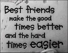 Best Friends! @Briana H I know you already posted this but, seriously, this is exactly the kind of best friend you are to me!!