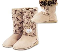 Hello Kitty UGGS! Must have!!