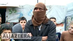Refugee crisis: Syrian snowstorm survivors urge Lebanon 'to open the bor...