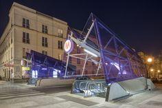 Warsaw M2 Line / Estudio Lamela