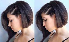 Pour vos cheveux courts nous vous offrons une belle série de 10 coiffures faciles pratiques et rapides que vous pouvez réaliser vous même en moins de 5 minutes, grâce à notre site oubliez les matinées pressée ! Profitez