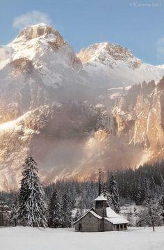 The Alps, Kandersteg, Switzerland