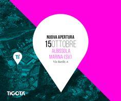 Amici e amiche della provincia di #Savona, da Giovedì 15 #ottobre saremo ad Albissola Marina con il nuovo punto vendita in via A. Barile, 6. Vi aspettiamo con tante #offerte e omaggi!
