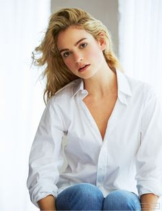 lily james gallery