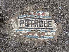 This Artist Is Filling In Chicago's Potholes With Mosaics | Co.Exist | ideas + impact