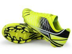 new concept 5e823 04469 41.74  Aliexpress.com  Comprar Tamaño 32 44 césped exterior marca hombre de  fútbol zapatos Boy niños Spikers cleat botas de fútbol adultos deportes  fútbol ...