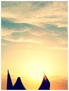 Lovely Sunset @ Sylt Germany
