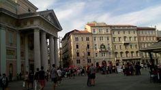 Il Centro di Trieste