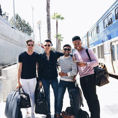 San Diego we here!   #DelmarRacing  #garconalamode  #CrosbySquare