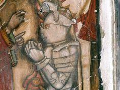 Поздние перчатки и рукавицы. Armet italina armor ? 15th