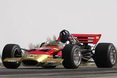 1970 Graham Hill, Lotus 49C