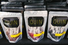 Quin Candy in Portland:  caramel popcorn, marshmallow, twisties.