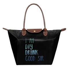 2018 New Fashion Ladies Large Tote Bags I Am Day Drunk e8f43550bcf2f