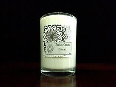 Pisces Zodiac Candle - Esoteric Aroma