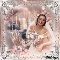 Vintage Vintage Pictures, Custom Photo, Vintage Flowers, Photo Editor, Pink Roses, Vintage Art, Paintings, Lady, Creative