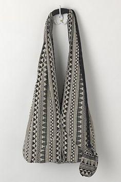Desert Triangles Bag by Anthropologie