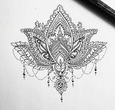 Image result for lotusblüte tattoo