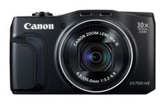 Canon PowerShot SX700 HS Review - What Digital Camera