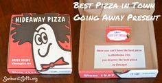 """A Going Away Present Anyone Will Love 