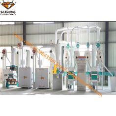 Henan Zhongyuan Roller Co. Flour Mill Machine, Milling Machine, Plant, Plants, Replant, Trees