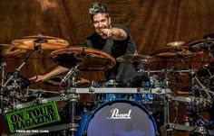 Who's ready to ROCK??? Breaking Benjamin, Drum Kits, Drums, Cool Photos, Rock, Percussion, Skirt, Drum, Locks
