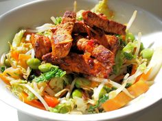 Taxis, Trains and Temptation! 5:2 Diet Fast Day Recipe: Smoky Mexican Stir Fry with Chicken (243 calories for the whole thing!!