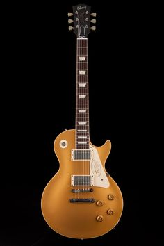 Guitar Center: Platinum : Gibson Custom Shop 1957 Les Paul VOS Gold Top