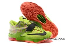 buy popular 304e9 bea25 Nike Kd 7 Easter Green Orange Sneakers TopDeals, Price   79.71 - Adidas  Shoes,Adidas Nmd,Superstar,Originals