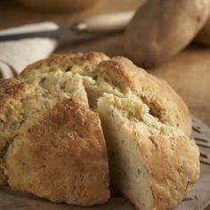 Irish Potato Bread | St Patrick's Day Recipes | Potato Recipes | Irish