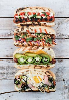 Memorial Day Hot Dogs - The Food Gays - sonstiges - HotDog Hot Dogs, Hot Dog Party, Puppy Party, Italian Hot Dog, Memorial Day Foods, Dog Memorial, Food Truck Menu, Hot Dog Stand, Hot Dog Recipes