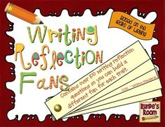reflection essay english class