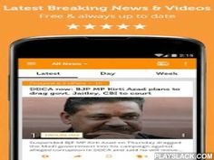 India News - NewsFusion  Android App - playslack.com ,  The app covers national India news in the English language. It covers domestic, international, finance, entertainment (Bollywood) and sports news.Based on our unique fusion engine - the app aggregates and delivers the content in most effective way possible. Full coverage and satisfaction are guaranteed.Features:* All news, all categories, one app. Clean feed with no repeated stories and no need for configuration.* Make it you own…