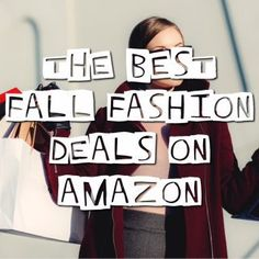 The Best Fall Fashion Deals on Amazon Right Now