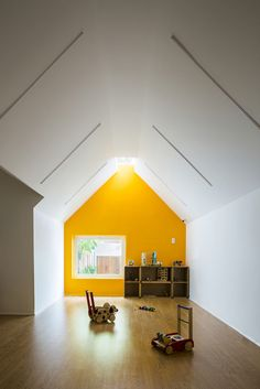 Gallery of Chuon Chuon Kim Kindergarten / KIENTRUC O - 3