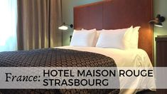 Planning a trip to Strasbourg, France? Check out this hotel located right in the city centre a few steps from the famous Strasbourg Cathedral and the Peti. Strasbourg Cathedral, France, Weekend Trips, Perfect Place, Family Travel, Travel Photos, Travel Inspiration, Videos, Home
