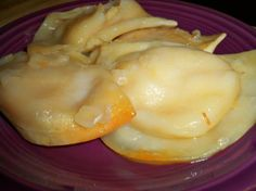 Crock Pot Potluck Pierogies With Sauteed Onions and Butter From food.com