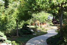 #Hike through the #gardens at Balboa Park - http://www.sandiego-romantics.com/balboa-park-gardens.html