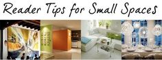 33 Best Small Space Design Tips — By You, Apartment Therapy Readers!