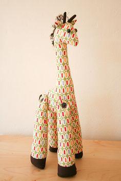 giraffe - Melly & Me pattern