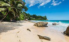 Seychellen Inseln in der Übersicht | Alle Destinationen Thailand, Water, Outdoor, Seychelles, Round Trip, Destinations, Viajes, Gripe Water, Outdoors