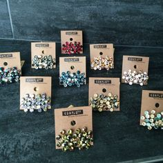 Konplott Ohrringe Magic Fireball grau | Neue #Konplott Magic Fireball Kollektion 2016 | jetzt online shoppen!
