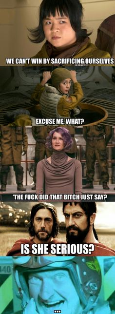 Seriously Rose was a stupid character.