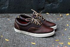 VANS VAULT Horween Era - Brown | Sneaker | Kith NYC