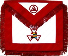 Masonic Royal Arch Past High Priest PHP Apron Hand Embroidered MA 339 S   eBay