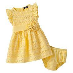 Princess Faith Petal Dress - Baby, Infant Girl's, Size: 24 Months ...