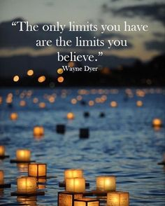 Are you limiting yourself?