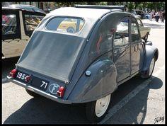 Citroën 2CV AZ