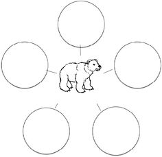 Free Polar Bear Writing Paper PDF | Polar bear and Bears